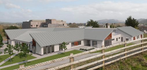 Oddział Poważnych Zaburzeń Psychicznych, Sligo University Hospital