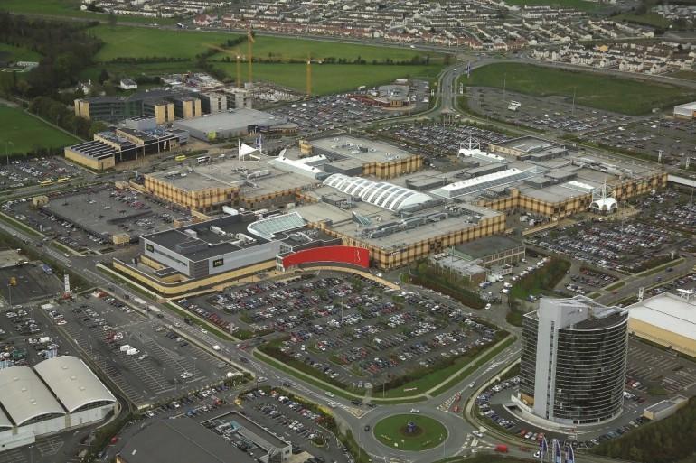 Centrum Handlowe Blanchardstown, Dublin