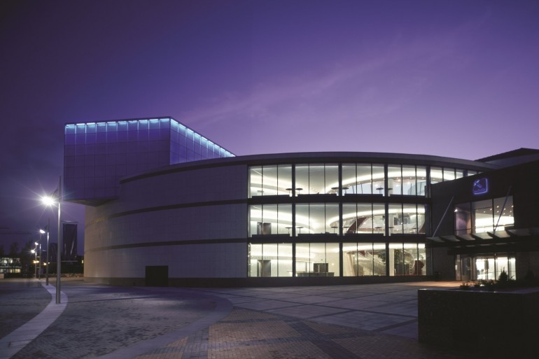 The Helix Performing Arts Centre DCU, Dublin