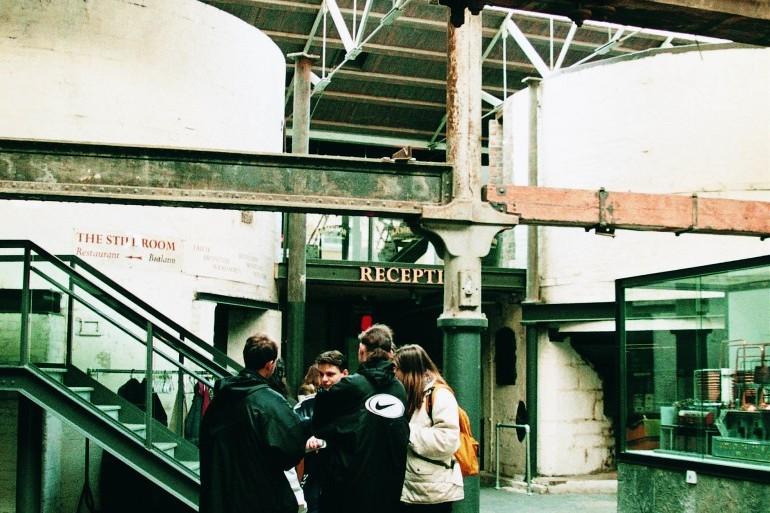 Muzem Old Jameson Distillery w Smithfield