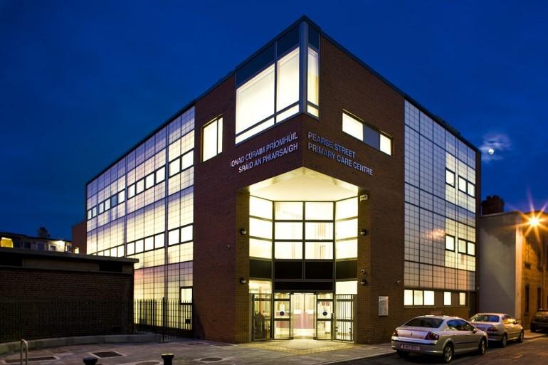 Centrum Podstawowej Opieki Zdrowotnej, Mark's Lane, Dublin