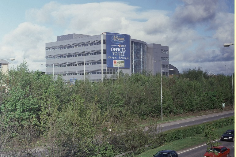 Ebay Atrium Office, Blanchardstown, Dublin