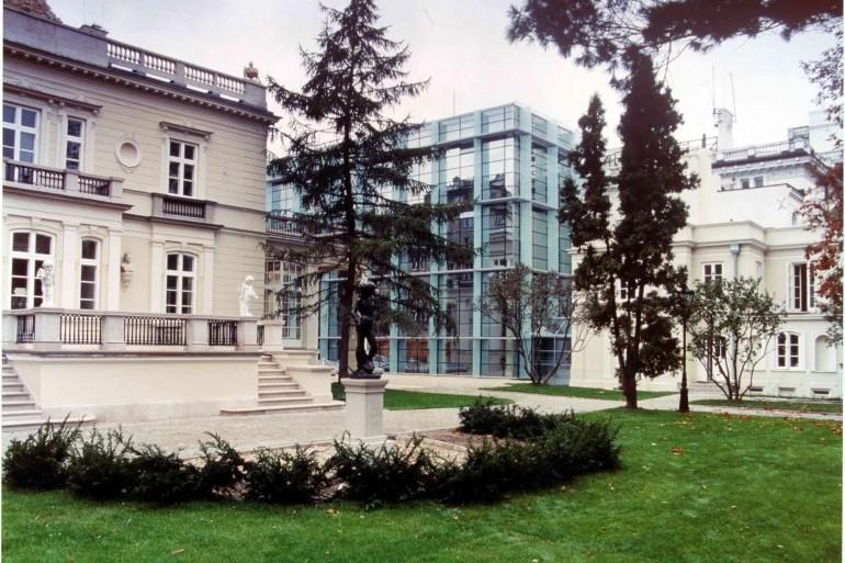 Pałac Sobańskich, Warszawa, Polska