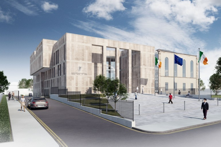 Budynek Sądowy, Co. Waterford