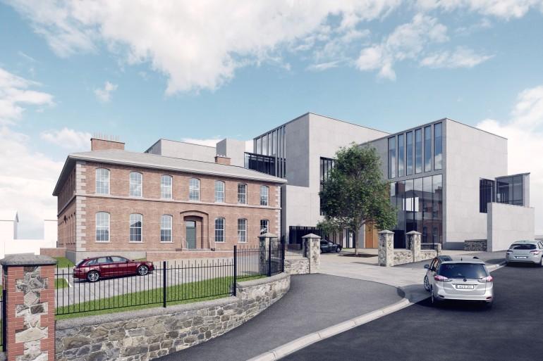 Budynek Sądowy, Co. Wexford