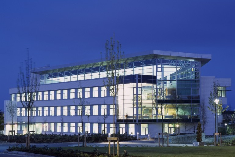 Budynek Kształcenia Pielęgniarek, Waterford Institute of Technology