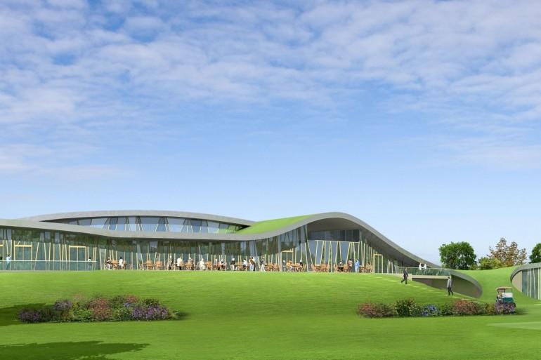 Golfclub, Brzesce, Warsaw